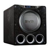 SVS PB16-Ultra, black ash