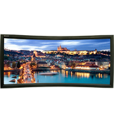 Lumien Cinema Home Curved 164x281 см