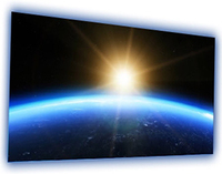 Screen Innovations Wide Commercial Zero Edge LED Lighting 7WZ80
