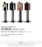 B&W FS-CM s2 Stand
