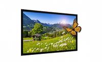 Projecta HomeScreen Deluxe 151x256см