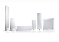 KEF T205 System White