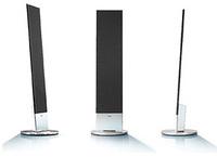 LoeweIndividual Stand Speaker SLAlu-Silver