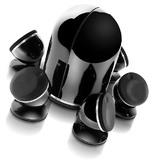 Focal-JMlabPack Dome 5.1Diamond Black